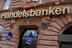 •	Sweden applied an explicit public guarantee on all bank deposits as part of its bank resolution (photo: Francis Dean/Dean Pictures)
