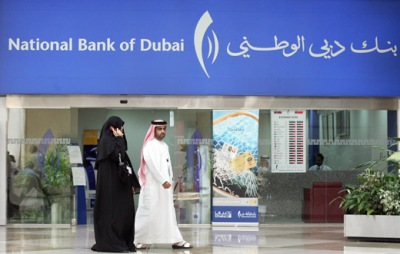 Islamic banks are not permitted to have any direct exposure to financial derivatives or conventional financial institutions' securities—which were hit most during the global crisis (photo: Karim Sahib/AFP/Getty Images)