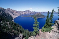 For Crater Lake: (photo: Eye Ubiquitous/Newscom)
